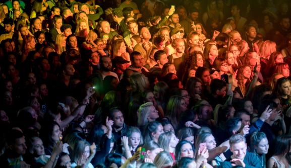 Large Crowd Management