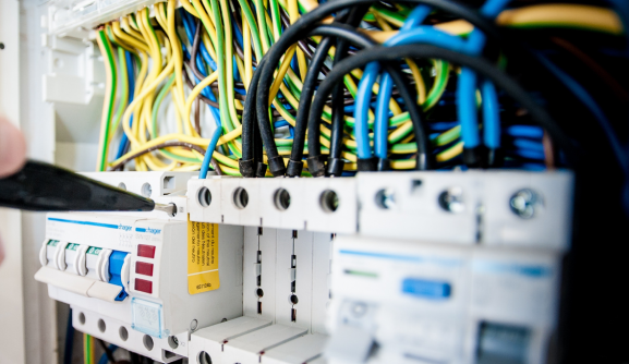Remote Server Room Monitoring System