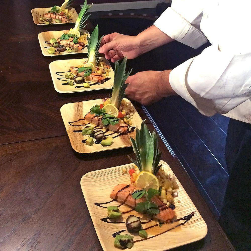 O Straws&O Palm Tableware