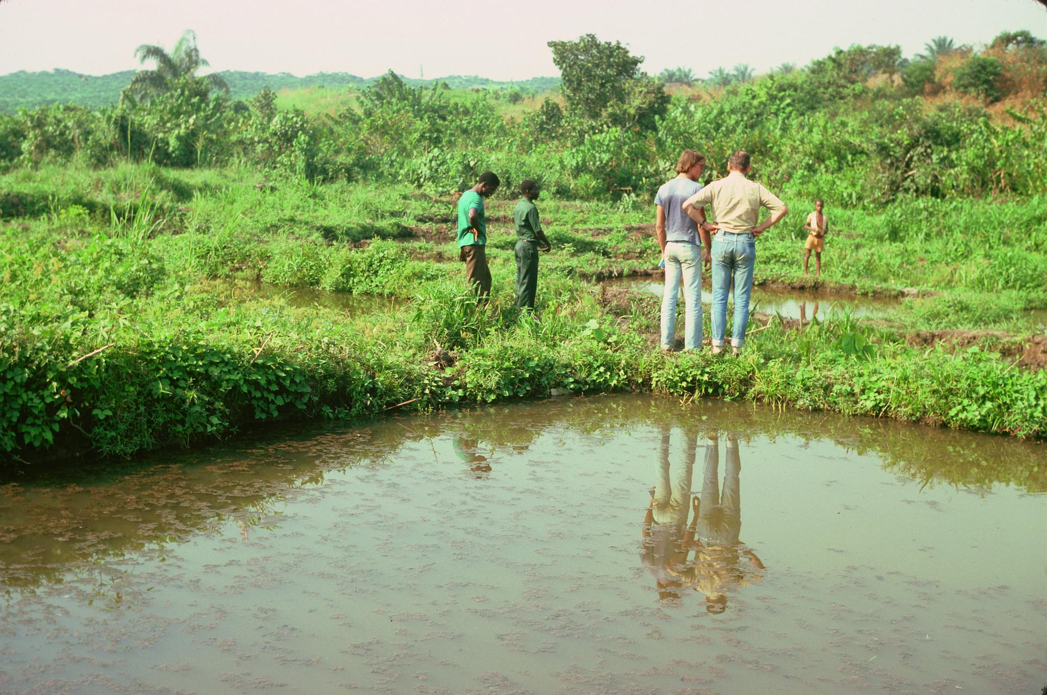 Water Source Development