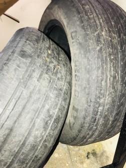 Tire Tread Profiler