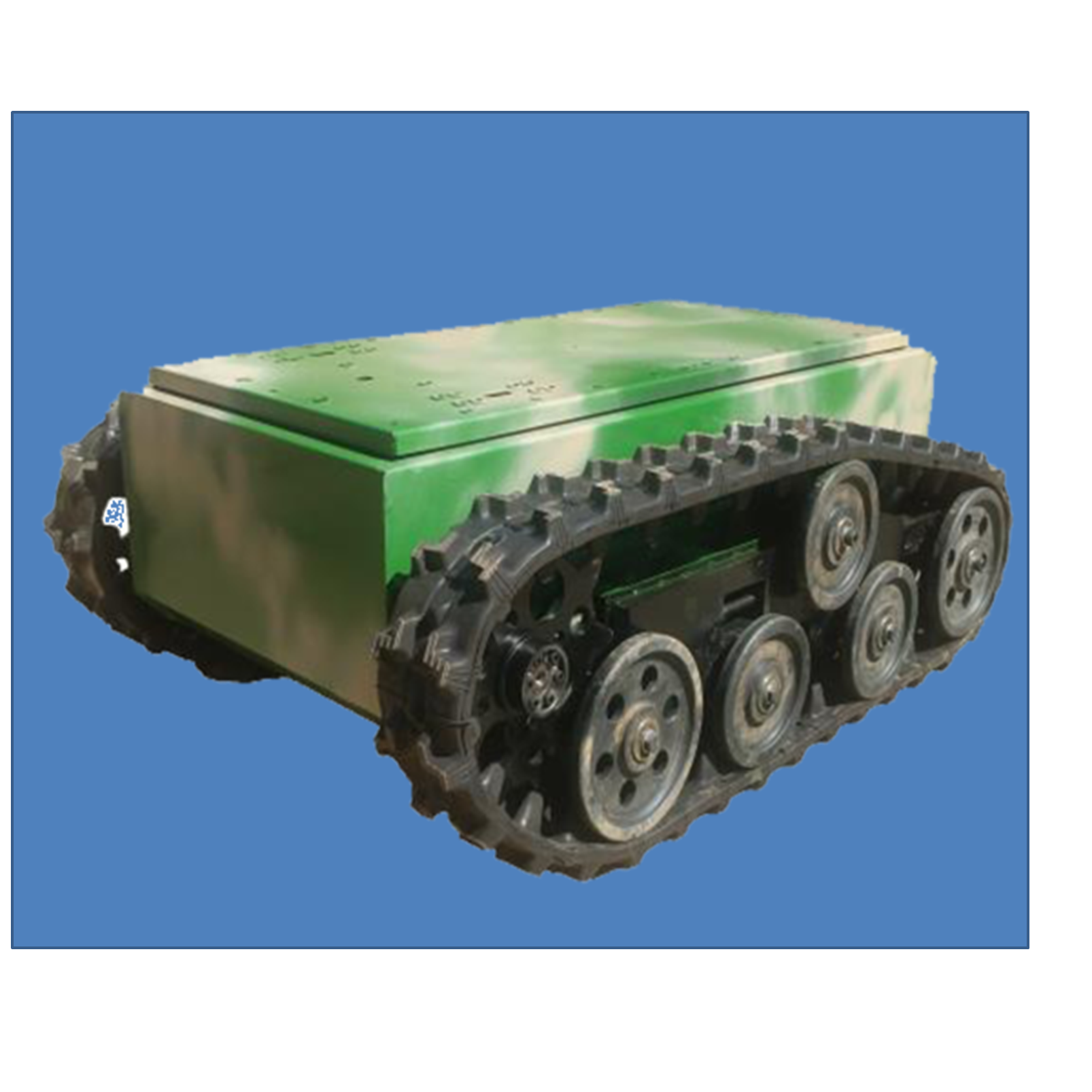 All terrain mobile robot